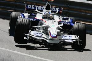 Nick Heidfeld - BMW Sauber Formel 1